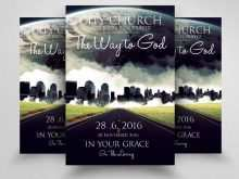 43 Online Free Church Flyer Templates in Word with Free Church Flyer Templates
