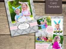 43 Standard Easter Card Photoshop Template for Ms Word with Easter Card Photoshop Template