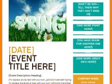 Event Flyers Templates Free