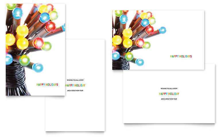 43 Visiting Christmas Card Templates In Microsoft Word for Ms Word for Christmas Card Templates In Microsoft Word