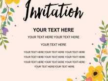 44 Best Invitation Card Template Vintage Layouts with Invitation Card Template Vintage