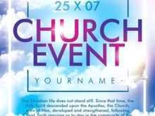 44 Blank Church Flyers Templates Free with Church Flyers Templates Free