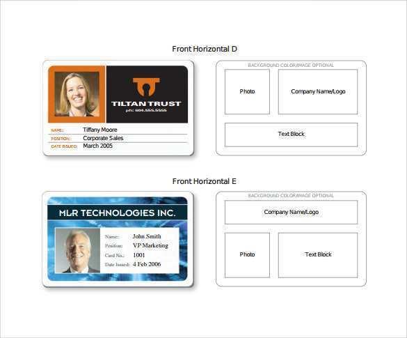 44 Blank Company Id Card Template Word Free Download Now by Company Id Card Template Word Free Download