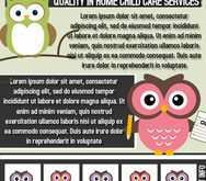 44 Creative Babysitting Flyer Templates Free For Free for Babysitting Flyer Templates Free