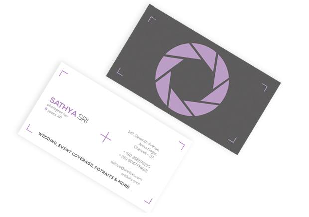 44 Creative Business Card Design Online