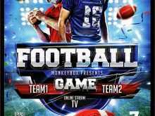 44 Customize Football Flyer Templates PSD File by Football Flyer Templates