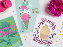 44 Format Birthday Card Template For Girlfriend Maker for Birthday Card Template For Girlfriend