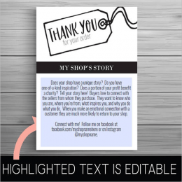 44 Free Business Thank You Card Template Word Formating with Business Thank You Card Template Word