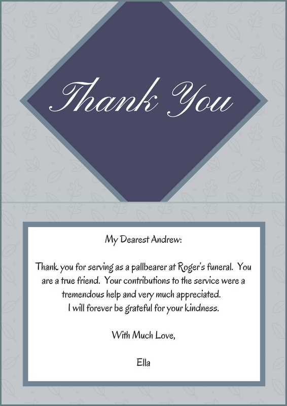 44 Free Late Thank You Card Template For Free with Late Thank You Card Template