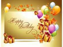 44 Free Printable Birthday Card Templates To Download Layouts with Birthday Card Templates To Download