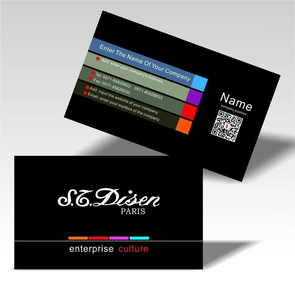 44 Free Printable Business Card Design And Print Online PSD File with Business Card Design And Print Online