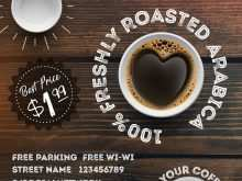 44 Free Printable Cafe Flyer Template With Stunning Design with Cafe Flyer Template