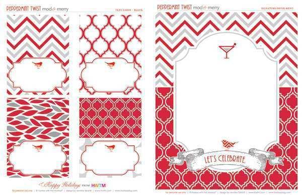44 Free Printable Christmas Tent Card Template Free Layouts by Christmas Tent Card Template Free