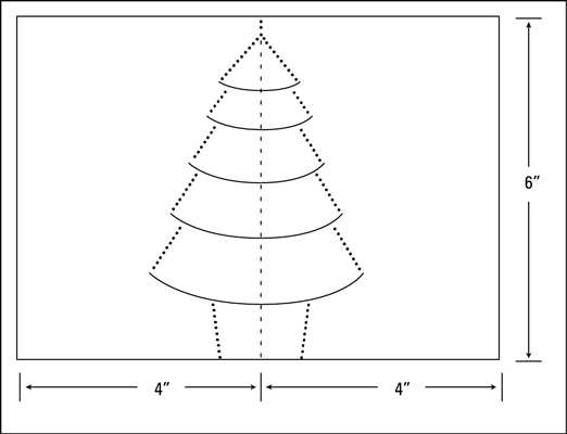 44 How To Create Christmas Card Tree Template in Photoshop by Christmas Card Tree Template