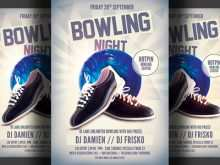 44 Printable Bowling Event Flyer Template Layouts by Bowling Event Flyer Template
