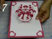 44 Report Pop Up Card Tutorial Valentine Now with Pop Up Card Tutorial Valentine
