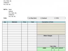44 Standard Automotive Repair Invoice Template Templates for Automotive Repair Invoice Template
