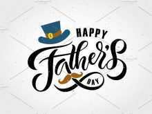 Fathers Day Card Templates Youtube