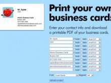 44 The Best Business Card Design Software Online Free Formating by Business Card Design Software Online Free