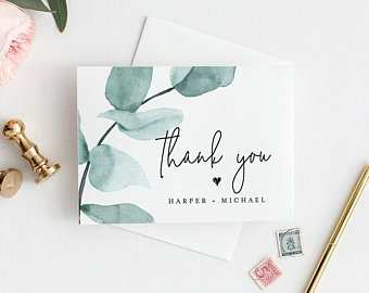 44 The Best Thank You Card Template Images in Word with Thank You Card Template Images