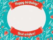 44 Visiting 4 Greeting Card Template Layouts with 4 Greeting Card Template