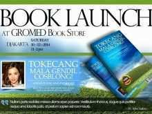 45 Blank Book Launch Flyer Template Download with Book Launch Flyer Template