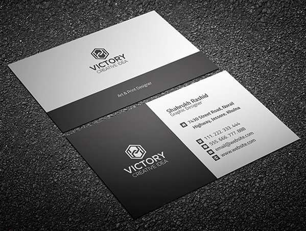 45 Blank Business Card Templates Photoshop Free Download For Free by Business Card Templates Photoshop Free Download