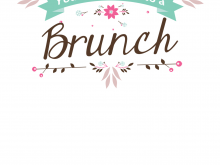 45 Create Brunch Flyer Template Free Now for Brunch Flyer Template Free