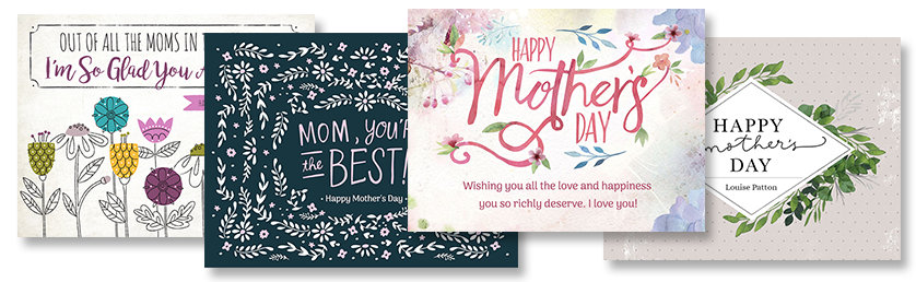 45 Creative Mothers Card Templates Online PSD File by Mothers Card Templates Online