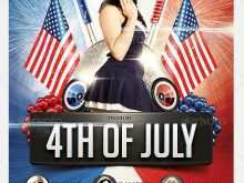 45 Customize 4Th Of July Party Flyer Templates Maker with 4Th Of July Party Flyer Templates