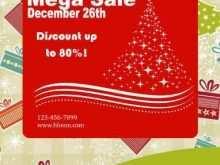 45 Customize Christmas Fair Flyer Template With Stunning Design by Christmas Fair Flyer Template