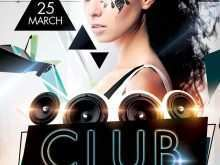 45 Customize Club Flyer Templates Free Download Now for Club Flyer Templates Free Download