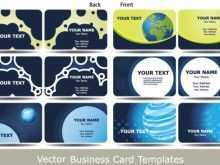 45 Customize Our Free Tech Name Card Template in Photoshop with Tech Name Card Template