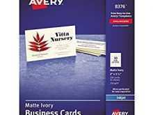 45 Format Avery Business Card Template 5876 Now by Avery Business Card Template 5876