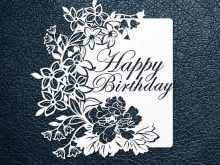 45 Free Printable Birthday Card Template Svg in Photoshop for Birthday Card Template Svg