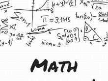 45 Free Printable Math Tutor Flyer Template Photo for Math Tutor Flyer Template