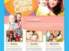 45 Report Home Daycare Flyer Templates PSD File by Home Daycare Flyer Templates