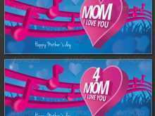 Mother'S Day Card Templates Download