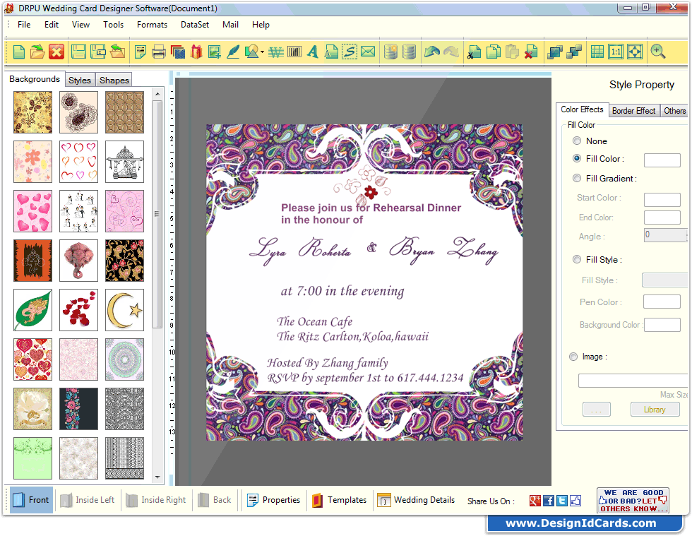 45 Standard Birthday Invitation Card Maker Software Free Download With Stunning Design For Birthday Invitation Card Maker Software Free Download Cards Design Templates