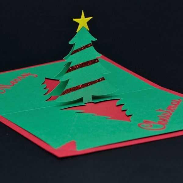 45 Visiting Pop Up Card Templates Christmas PSD File for Pop Up Card Templates Christmas