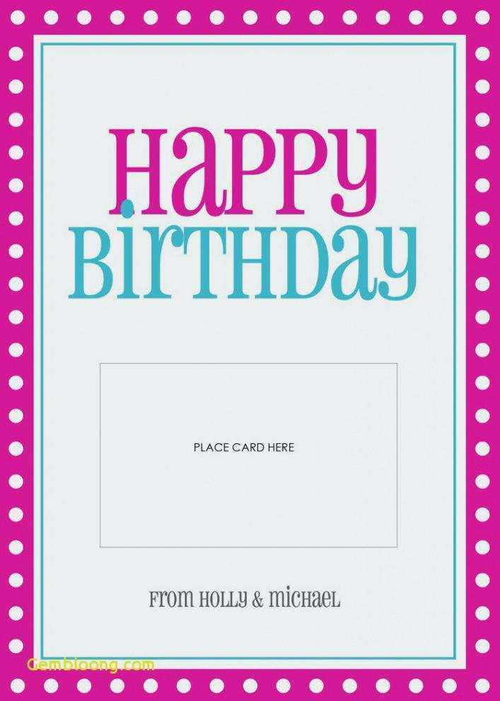 46 Adding Birthday Gift Card Template Word Now for Birthday Gift Card Template Word