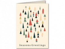 46 Best Christmas Card Template For Employees With Stunning Design for Christmas Card Template For Employees