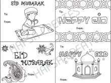 46 Best Eid Card Templates Full Download With Stunning Design for Eid Card Templates Full Download