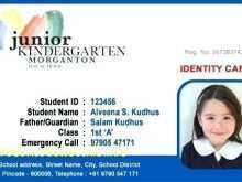 46 Best Id Card Template In Word Download with Id Card Template In Word