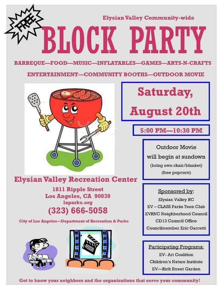 46 Blank Block Party Template Flyers Free For Ms Word For Block Party Template Flyers Free Cards Design Templates
