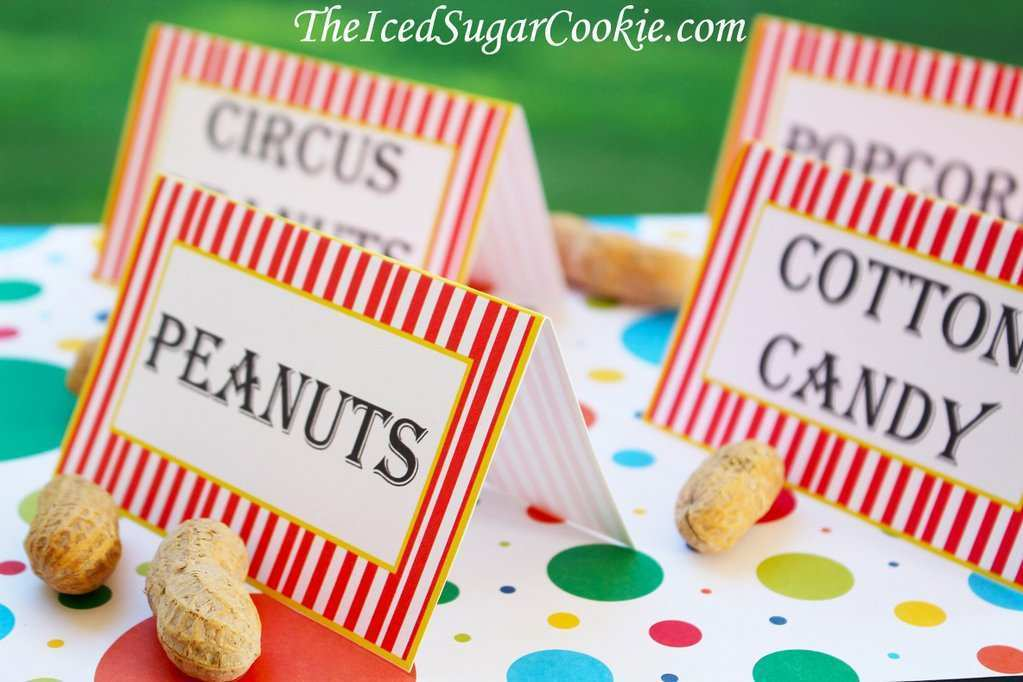 46 Creating Circus Tent Card Template Formating for Circus Tent Card Template