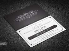 46 Creating Classic Business Card Template Illustrator Maker for Classic Business Card Template Illustrator