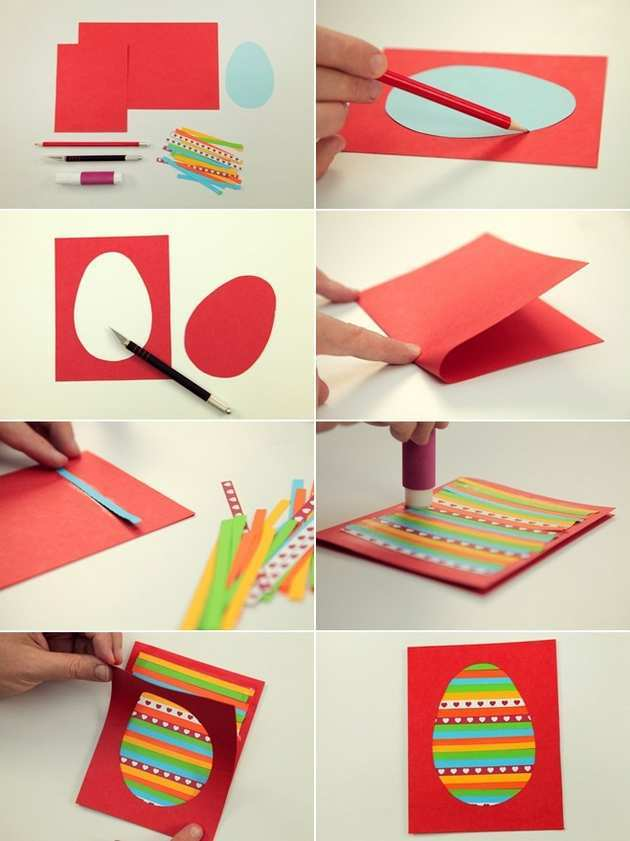 46 Creating Easter Card Templates For Preschool Layouts with Easter Card Templates For Preschool
