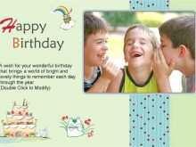 46 Creative Birthday Card Templates Psd Now for Birthday Card Templates Psd