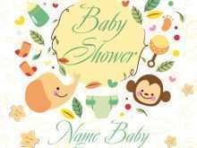 46 Customize Our Free Baby Shower Flyer Templates Free Formating by Baby Shower Flyer Templates Free